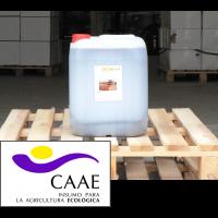 Bioestimulante Ecológico Trama y Azahar B-2, Abono CE. Sin Hormonas. Certificado CAAE. Garrafa 20 Kg
