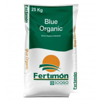 Blue Organic - Abono Orgánico Peletizado 25kg