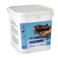 Cloro Action 10, 5 Kg. Astralpool