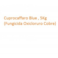 Cuprocaffaro Blue  , 5Kg (Fungicida Oxicloruro Cobre)