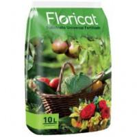 Floricat Substrato Universal Fertilizado 10 L