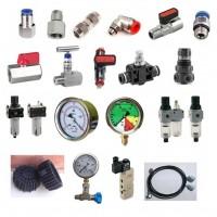 Manómetros,termometros Accesorios Industriales de Todas las Gamas
