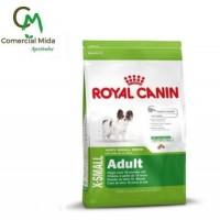 Pienso Royal Canin X-Small Adult 500Gr para Perros Miniatura (A Partir de 10 Meses)