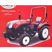 Tractor de Ruedas Yto - S G 254 Oferta del Mes