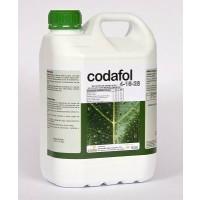 Codafol 4 - 16 - 28, Fertilizante Foliar Líquido de Sas Coda
