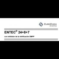Entec ®  24+8+7 Abono Complejo Npk(S) 24-8-7(5)  de Eurochem Agro
