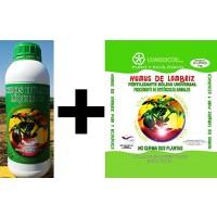 Pack Concentrado Húmico Ecológico + Humus de Lombriz
