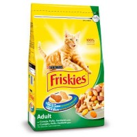 Pienso para Gatos Purina Friskies Conejo & Po