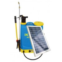 Pulverizador Solar (Electrico/manual) 16 L.