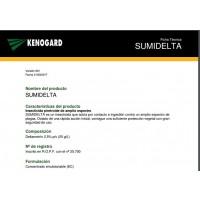 Sumidelta, Insecticida Piretroide de Kenogard
