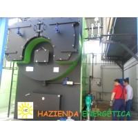 Calderas Industriales Vapor Agua Caliente Fluido Termico Biomasa Astilla