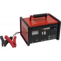 Cargador de Baterias Profesional 18A CJA de Metal