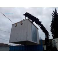 Caseta Prefabricada Hormigón, Agua, Electrici