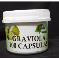 Cápsulas de Guanábana-100Uds