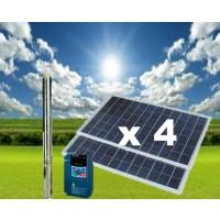 KIT Solar 1 HP