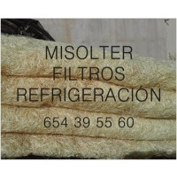 Panel Refrigeracion Viruta de Madera