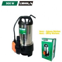 Bomba Sumergible Inox.agua Sucias 900 W/13500 L/hora