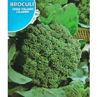 Brocoli Italiano Ramoso Calabres. Envase Hermético de 8 Gr/2400 Semillas.