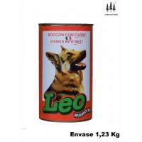 Lata Comida para Perros 1,23 Kg de Bocados con Carne