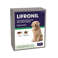 Lifronil Pipetas Anti Pulgas para Perros Gran