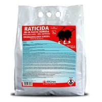 Pasta Húmeda Raticida Br-30 Veneno con Bromadiolona para Ratas y Ratones 3 Kg