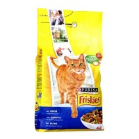 Pienso para Gatos Purina Friskies Bacalao & V