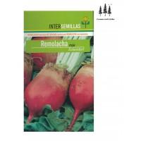 Semillas de Remolacha Forrajera Roja (Paquete de 250G)