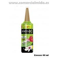 Abono Fertilizante 40 Ml Flower Platinum 10 Crecimiento Express para Plantas
