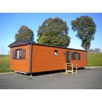 Casas Prefabricadas Gran Aislamiento Termico Ideales para el Campo