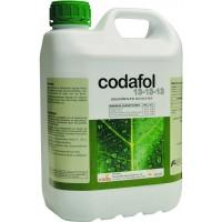 Codafol 13- 13 -13, Fertilizante Líquido Foliar de Sas Coda
