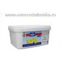 Enodis 1 KG Discos Sublimado de Azufre para Limpieza de Toneles de Vino