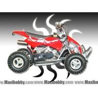 Quads Miniretto 49cc 2t Rojo