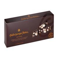 Turrón de Chocolate Fondant con Nueces de Macadamia Delicatessen 300 Gr.