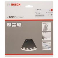 Accesorios Bosch - Hoja de Sierra Circ. BS WO