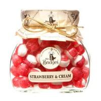 Caramelos de Fresa y Nata 155 Gr..