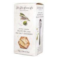 Crackers con Aceite de Oliva Virgen Extra 125 Gr.