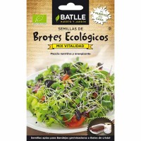 Mix Vitalidad -Semillas Brotes ECO 15gr