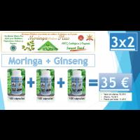Oferta Moringa + Ginseng