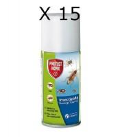 Protect Home Insecticida Descarga Total para Control de Plagas Pack 15 Unidades