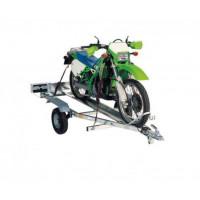 Remolque para Motos Galvanizado - Capacidad 1