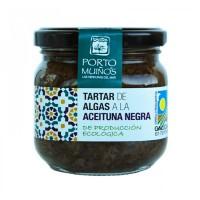 Tartar de Algas a la Aceituna Negra 150 Gr.