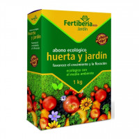 Abono Ecológico Huerta y Jardín