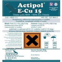 Arkop Polonia Quelato  Edta Cu 15 Gama Actipol Correctores de Carencia