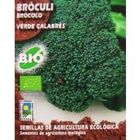 Broculi, Brocoli Calabres. 4 Gr. 1200 Semilla