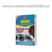 Brody Cebo Fresco, Raticida contra Ratas y Ratones - 150Gr