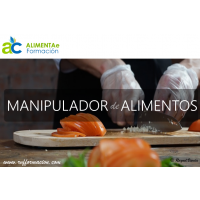 Certificado Oficial de Manipulador de Alimentos (Mayor Riesgo) 8€
