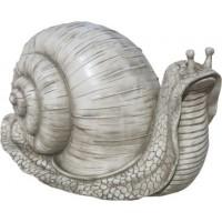 Figura Caracol, 38Cm.natural Musgo