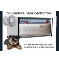 Incubadoras para Cachorros Mod. CAN Premium FULL Mother Can