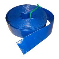 Manguera Plana Azul Reforzada para Conduccion