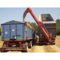 Sinfines Hidraulicos y Plegables para Remolques Agrícolas